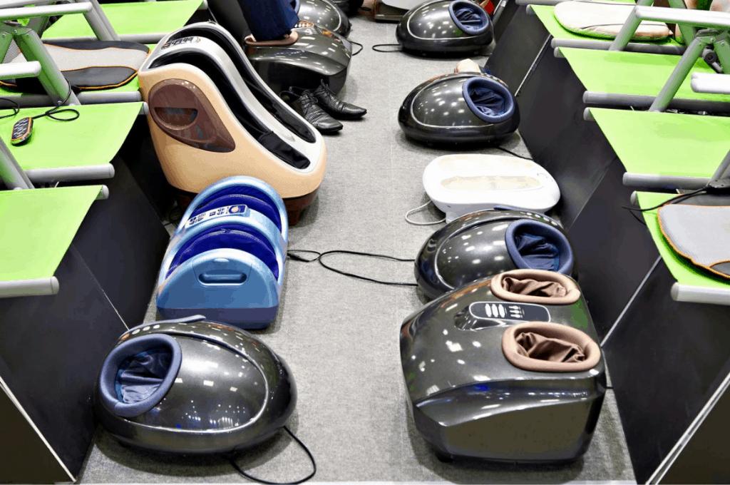 WellnessNova – Best Foot Massagers