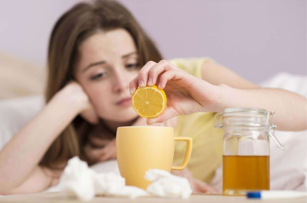 Best Teas for Colds