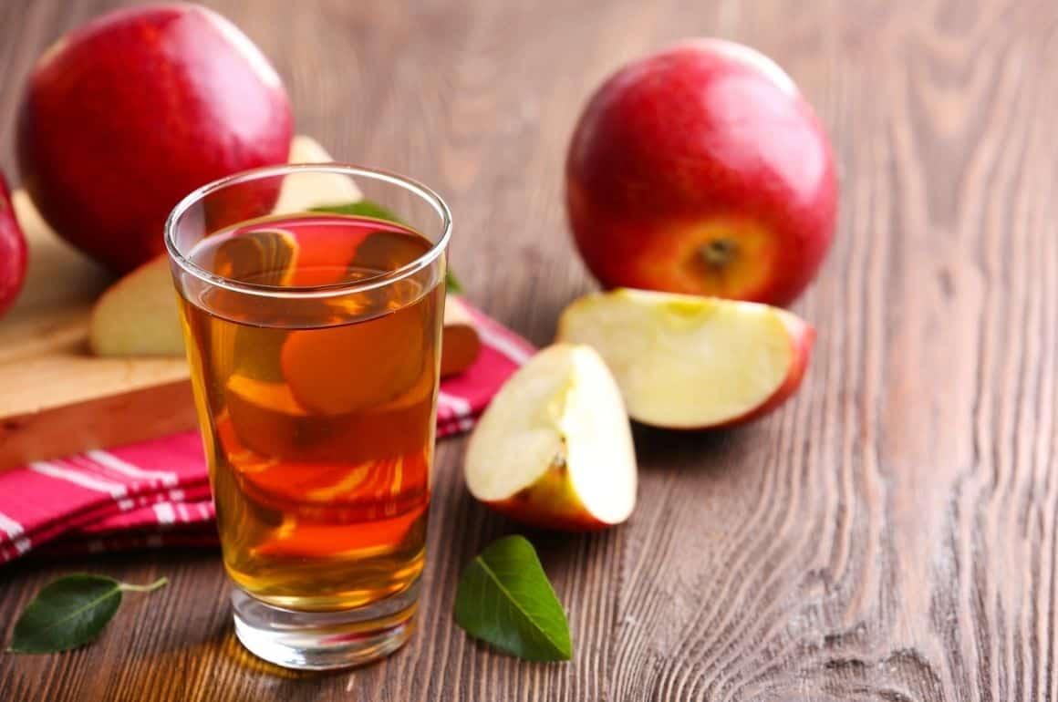 Does apple juice make a pregnancy test positive_
