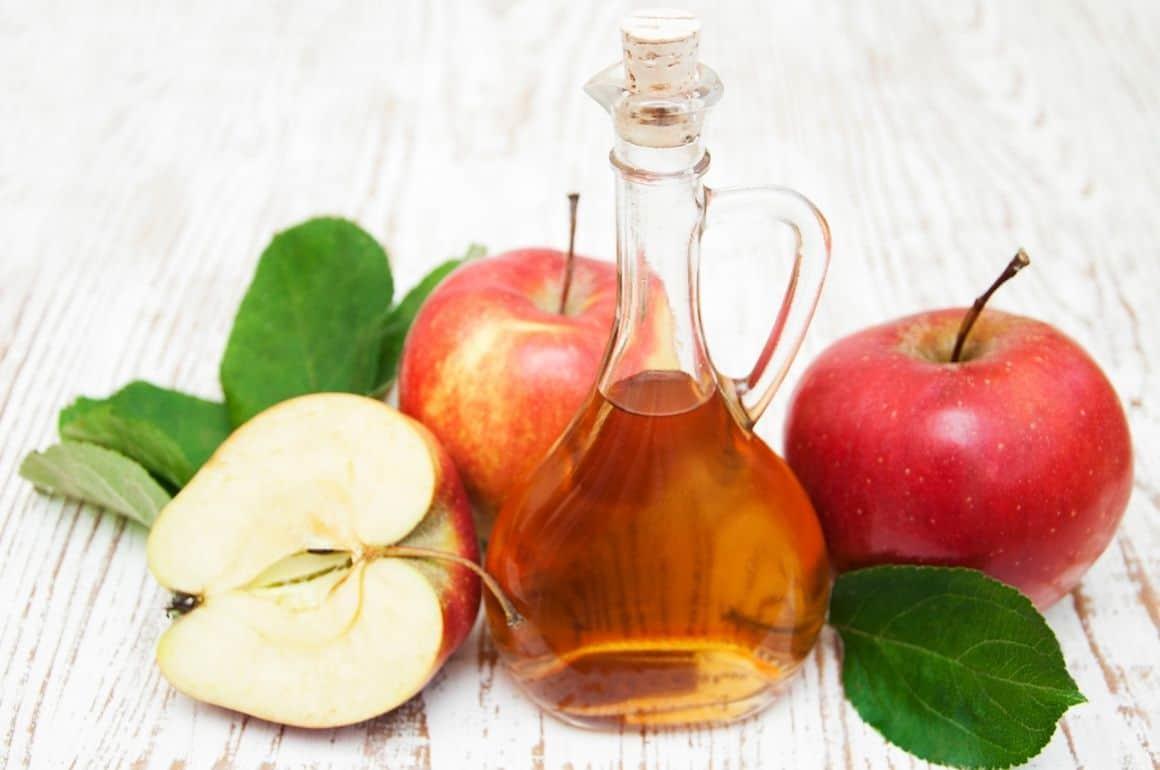 Apple cider vinegar weight loss challenge