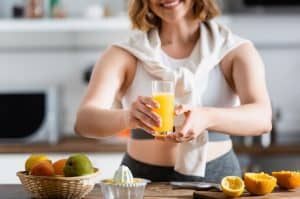 Juicing For Anxiety