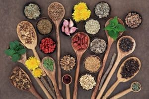 Herbs for Weight Gain