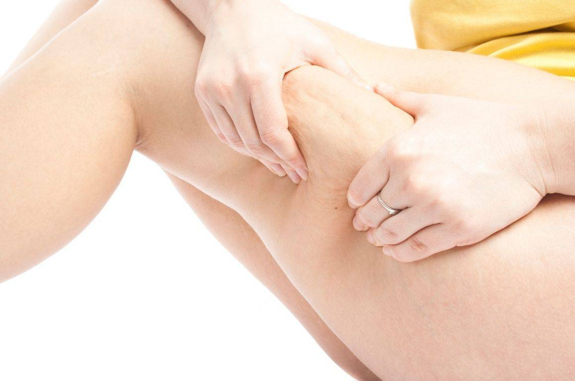 How to cover cellulite